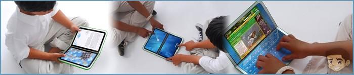Un eBook et ordinateur pour enfants