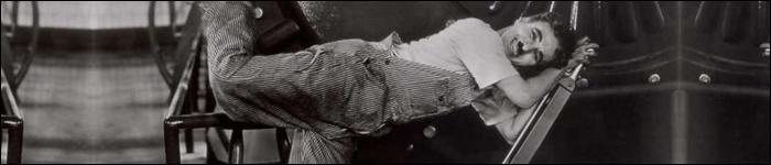 Charlie Chaplin - Les temps modernes