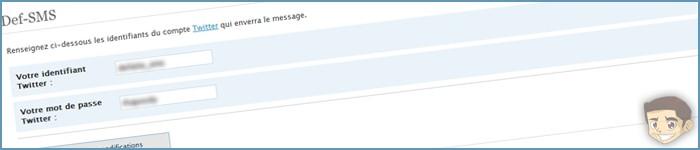 Plugin WordPress – Def-SMS