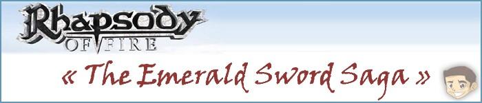 Rhapsody – Emerald Sword le livre !