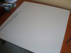 Plaque PVC