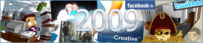 Bilan de cette année 2009