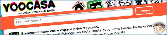 50 Invitations pour le nouveau service Yoocasa !