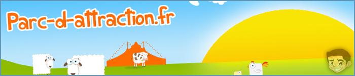 Nouvelle réalisation : Parc d'attraction.fr !
