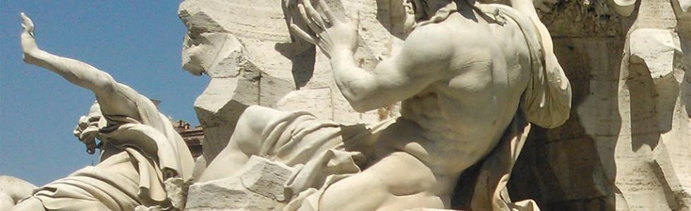 Statue Rome 2012