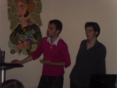 La présentation du projet et du bureau social