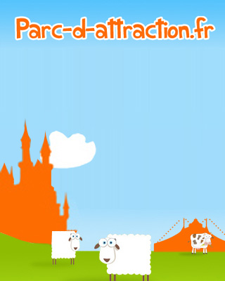 Parc d attraction a la une