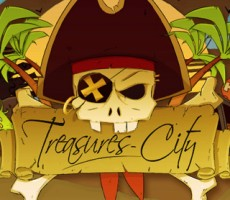Treasures City a la une