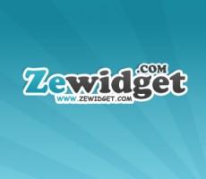 ZeWidget a la une